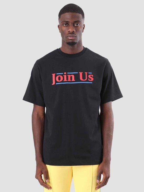 Daily Paper Doin T-Shirt Black 18F1TS18