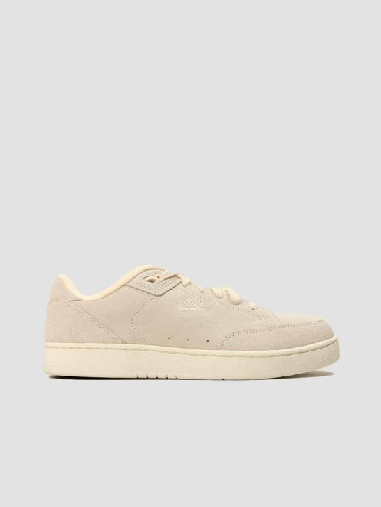 Nike Grandstand II Suede Guava Ice Guava Ice-Sail-Particle Beige AA2195-800