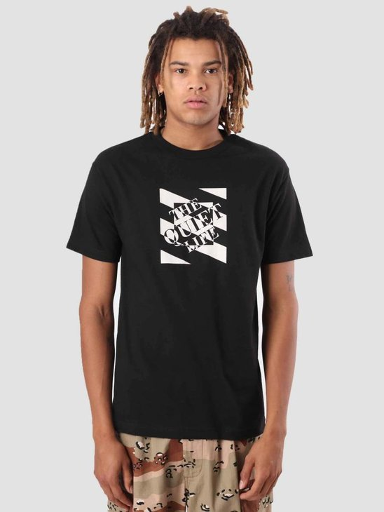 The Quiet Life Optical T-Shirt Black 18FAD1-1145-BLK