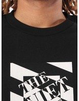 The Quiet Life The Quiet Life Optical T-Shirt Black 18FAD1-1145-BLK