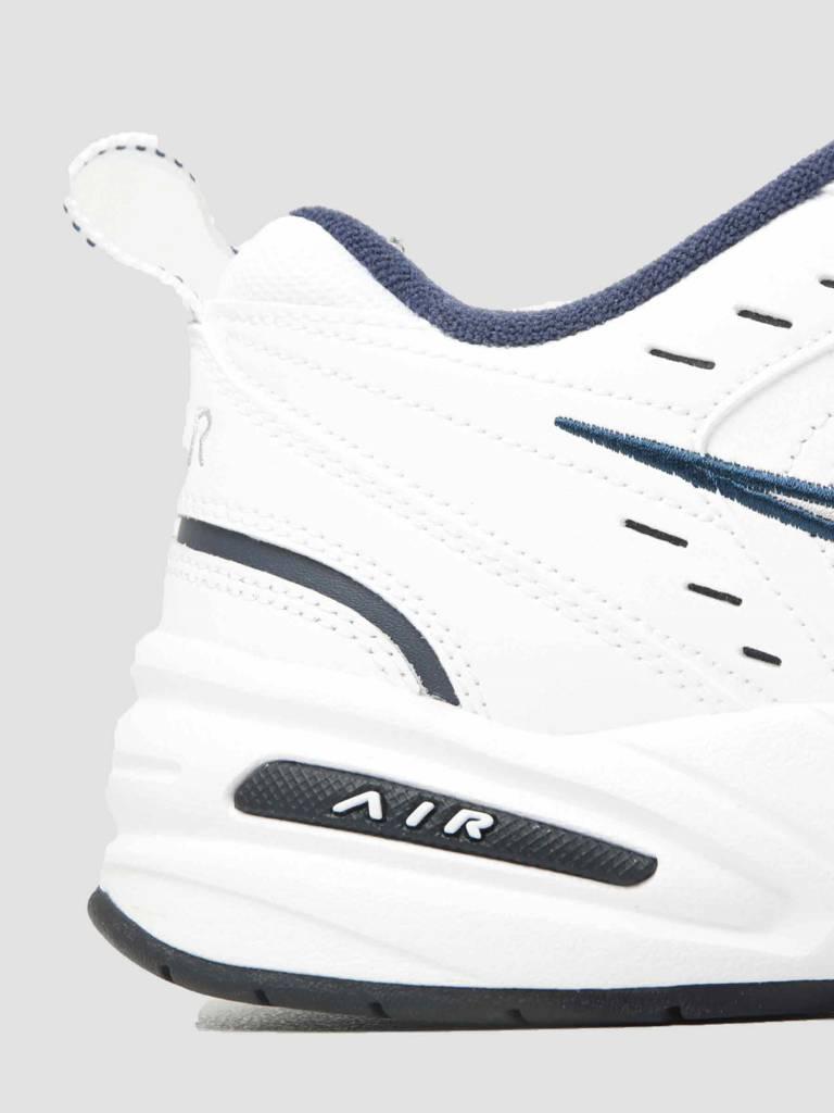 Nike Nike Air Monarch IV Training Shoe White Metallic Silver 415445-102