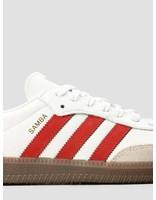 adidas adidas Samba Og Footwear White Scarle Crywht B44628