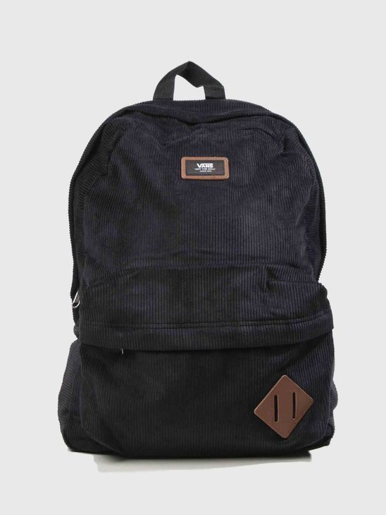 Vans Old Skool II Backpack Black Corduroy VN000ONIZ471