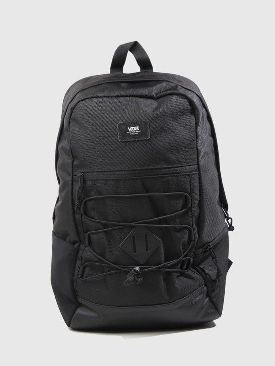 Vans Snag Plus Backpack Black VN0A3HM3BLK1