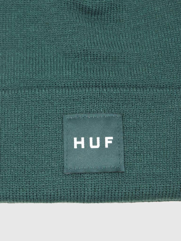 HUF HUF Box Logo Beanie Jade BN00047