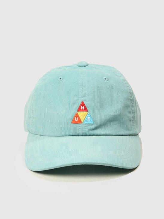 HUF Corduroy TT CV 6 Panel Hat Cloud Blue HT00271