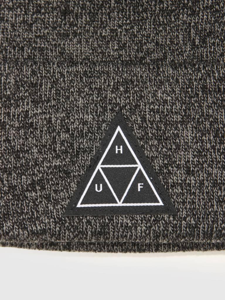 HUF HUF Triple Triangle Beanie Black BN00048