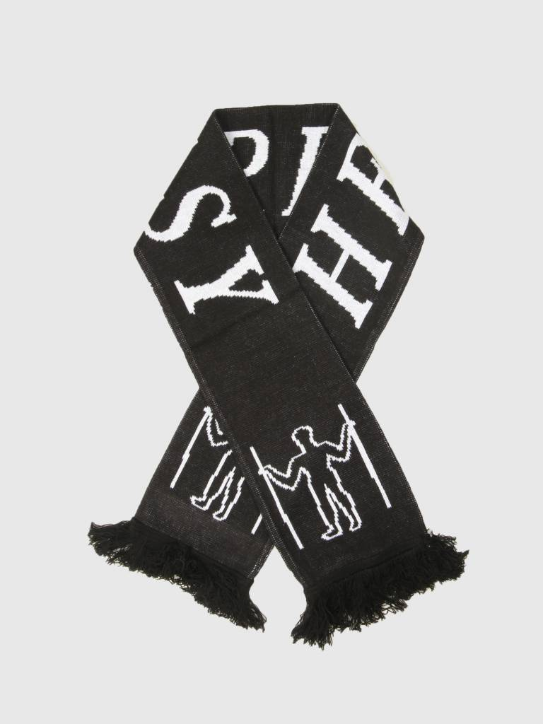 Heresy Heresy Hill Giant Scarf Black HAW18-A03
