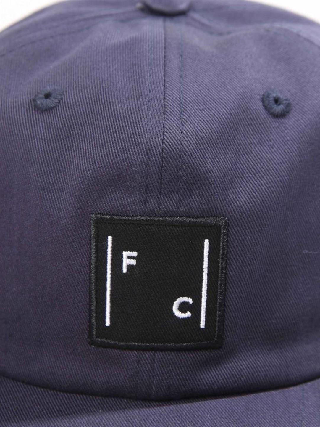 FRESHCOTTON FreshCotton Logo Cap Navy