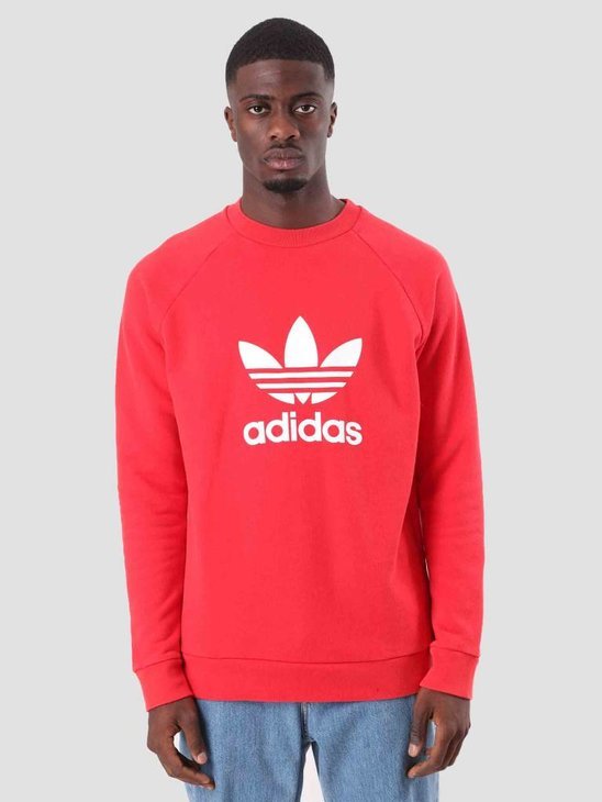 adidas Trefoil Crew Colred DH5826