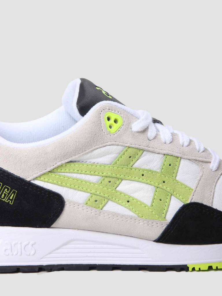 ASICS ASICS Gelsaga White Flash Yellow 1193A095-101