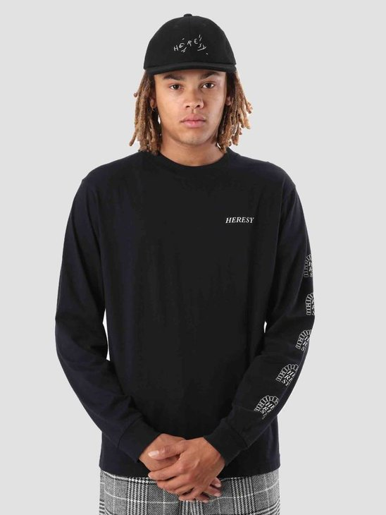 Heresy Arch T-Shirt Black HAW18-T03B