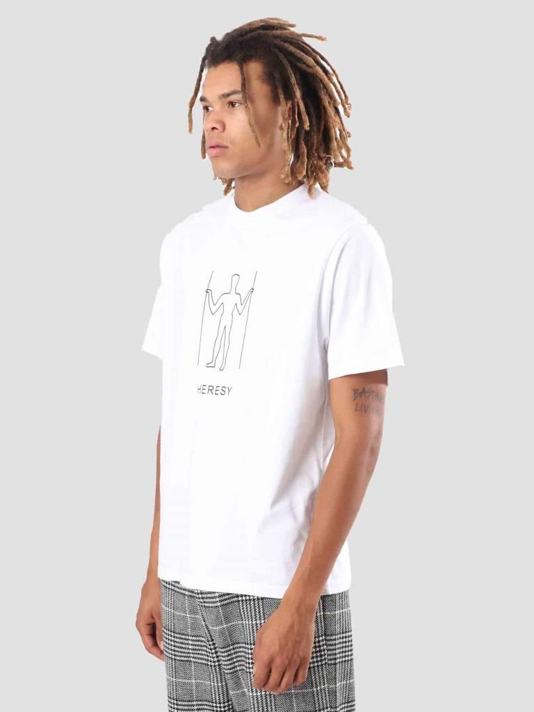 Heresy Heresy Hill Giant T-Shirt White HAW18-T01W