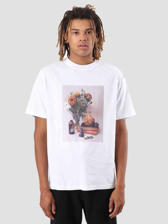 Heresy Tokens T-Shirt White HAW18-T02W