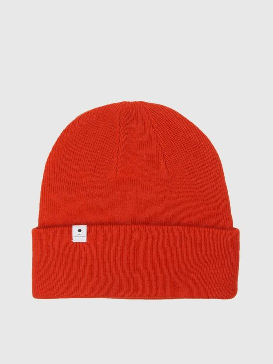 RVLT Louis Beanie Red 9139