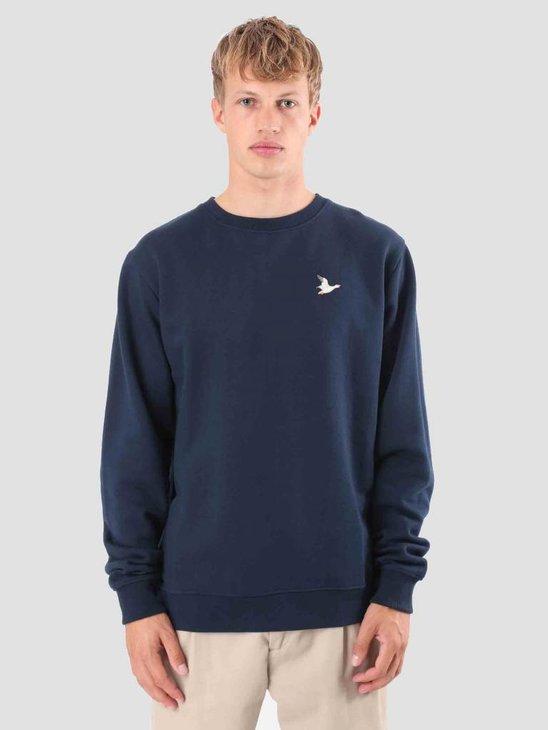 Wemoto Goose Sweatwear Navyblue 121.410-400
