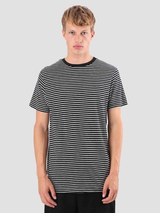 Wemoto Cope T-Shirt Black-Offwhite 121.236-108