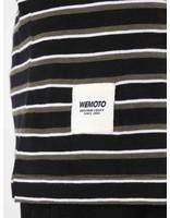 Wemoto Wemoto Cope T-Shirt Black-Olive 121.236-121