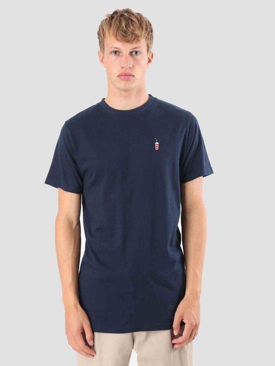 Wemoto Shake T-Shirt Navyblue 121.230-400