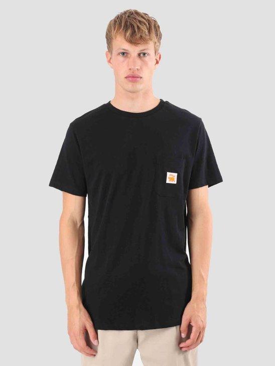 Wemoto Toby T-Shirt Black 121.235-100