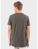 Kronstadt Kronstadt Tom Tee T-Shirt Army KRFH18-KS2598
