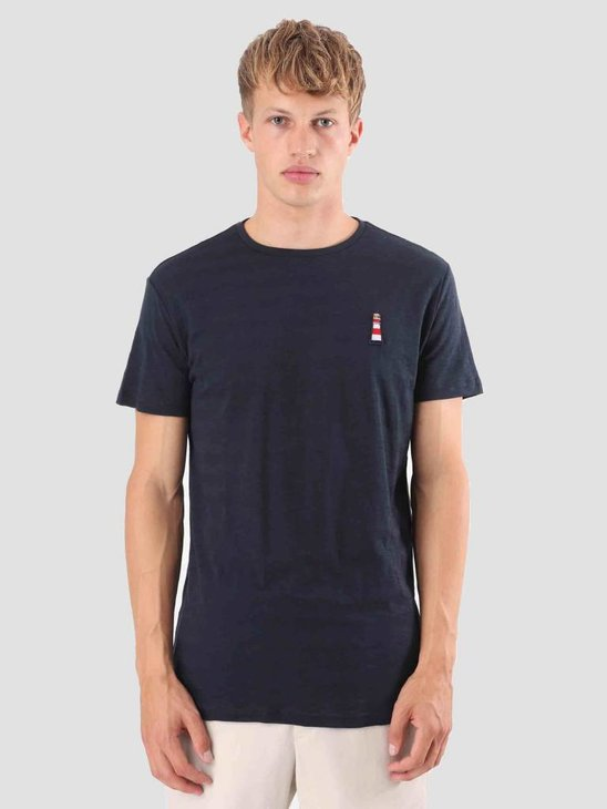 Kronstadt Tom Tee T-Shirt Navy KRFH18-KS2598