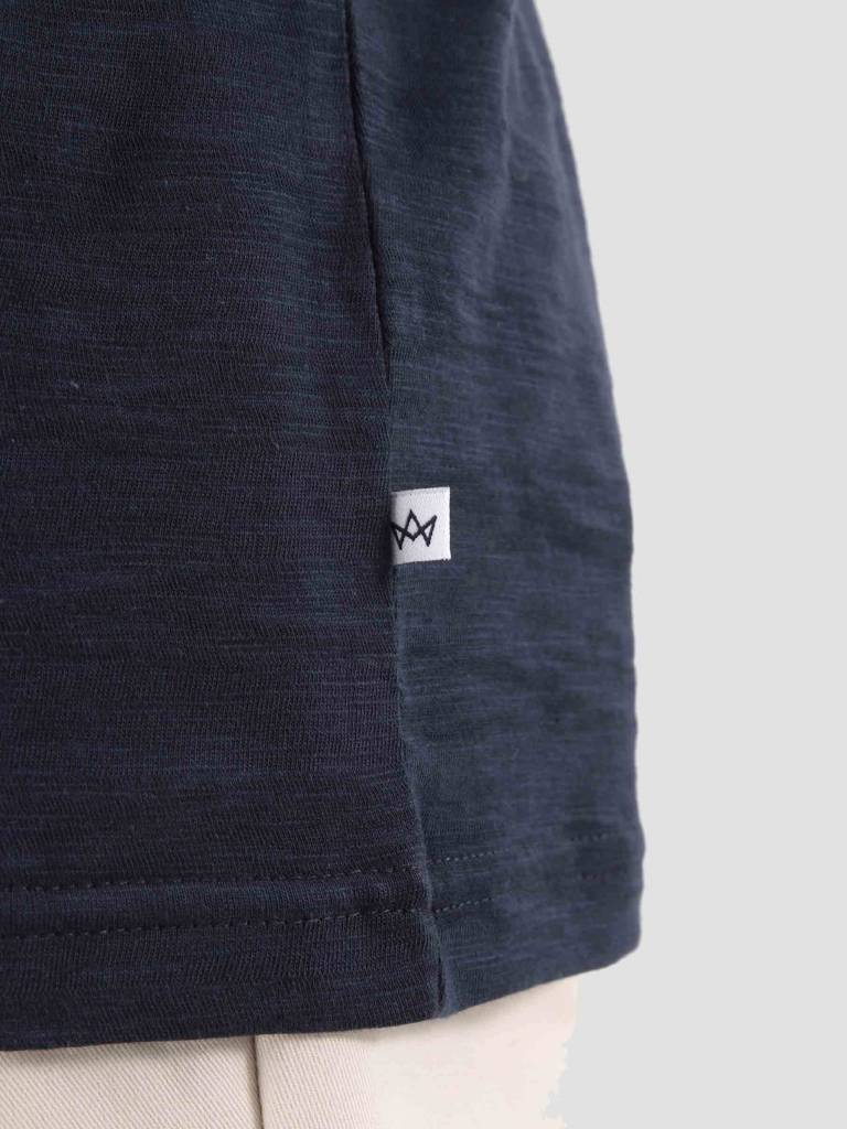 Kronstadt Kronstadt Tom Tee T-Shirt Navy KRFH18-KS2598