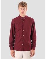 Kronstadt Kronstadt Johan Oxford Shirt Dyed KRFH18-KS2470