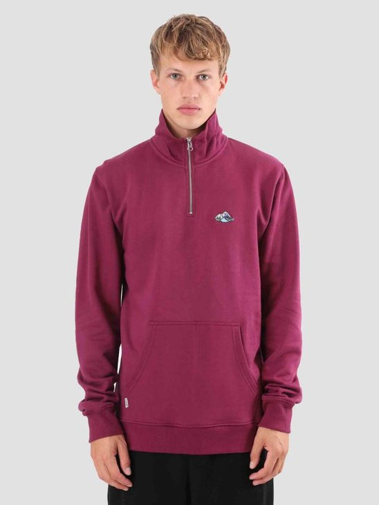Wemoto Mountains Sweatwear Burgundy 121.407-501