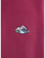 Wemoto Wemoto Mountains Sweatwear Burgundy 121.407-501