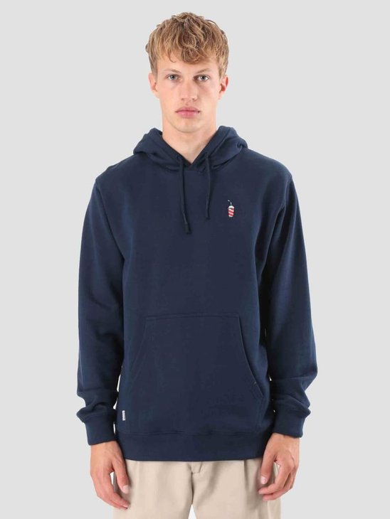 Wemoto Shake Hood Sweatwear Navyblue 121.412-400