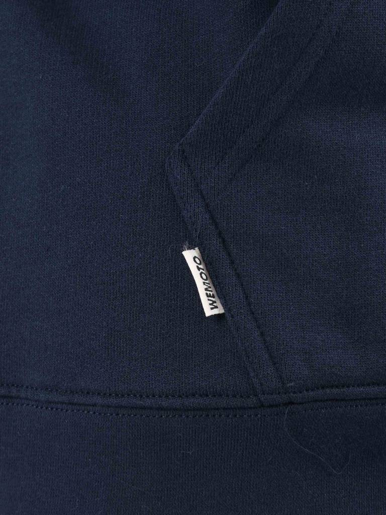 Wemoto Wemoto Shake Hood Sweatwear Navyblue 121.412-400