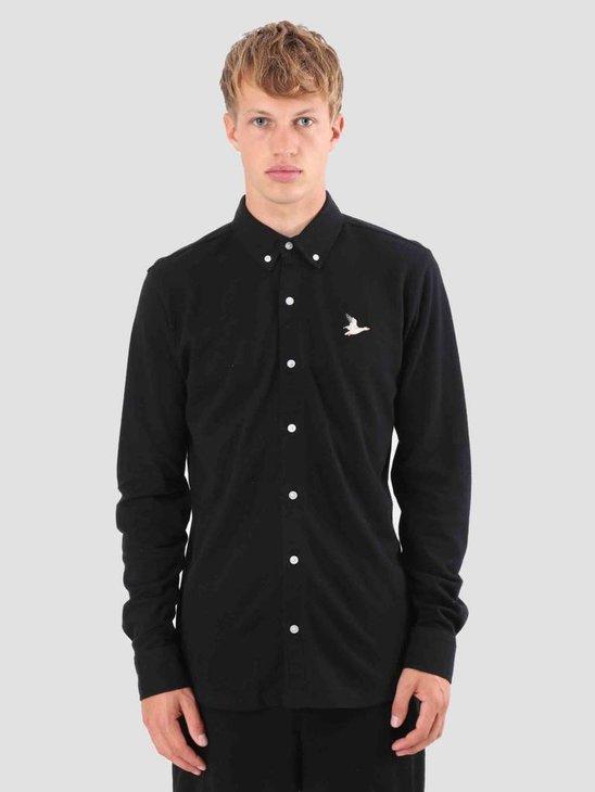 Wemoto Tumba Shirt Black 121.203-100