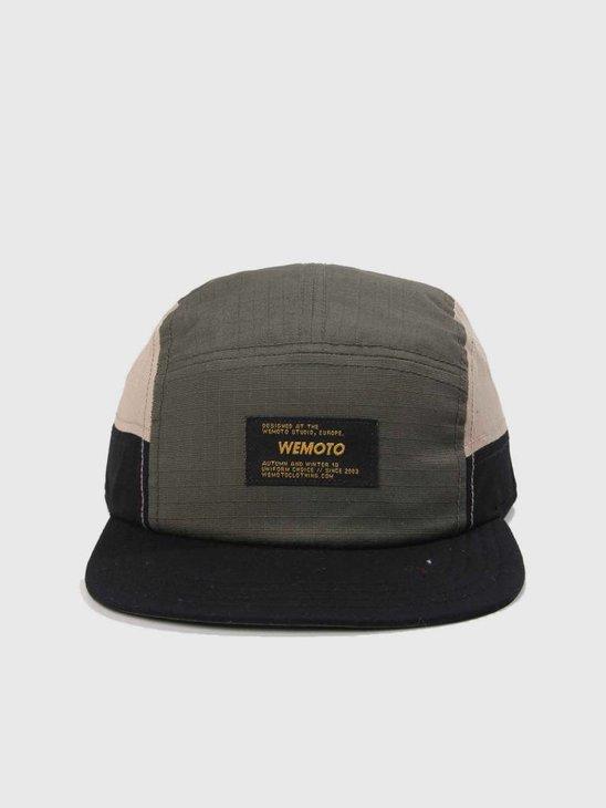 Wemoto L80 Cap Olive 123.809-608