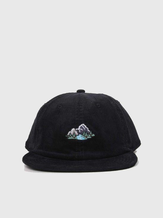 Wemoto Mountains Hat Cap Black 123.813-100