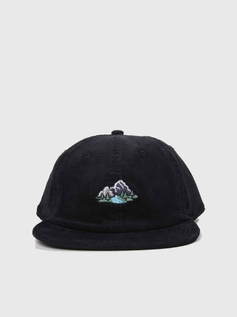Wemoto Wemoto Mountains Hat Cap Black 123.813-100