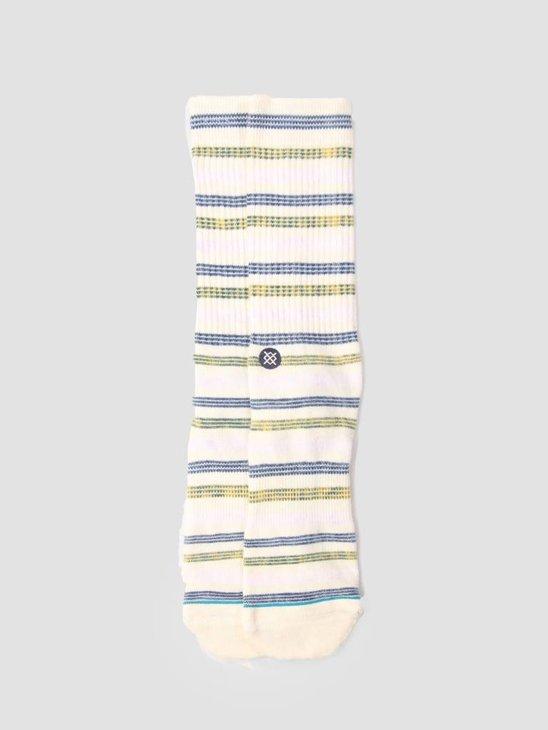 Stance Somme Sock White M556C18Som
