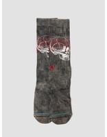 Stance Stance Savage Skull Sock Black M556C18Sas