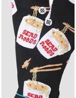 Stance Stance Noods Sock Black M546C18Noo