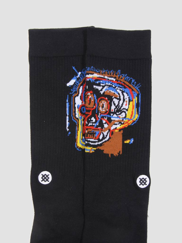 Stance Stance Head Case Sock Black M546C18Hea