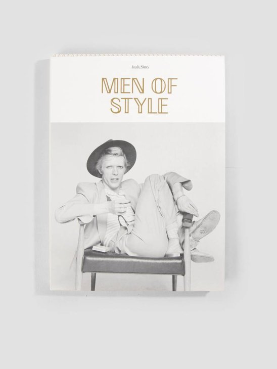 Buzzworks Men Of Style Book