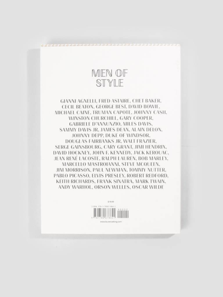 Books Books Men Of Style Book