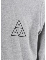 HUF HUF Essentials TT Crew Heather Grey PF00101