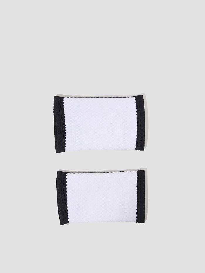 Nike Nike Dri-Fit Stealth Wristbands Black White