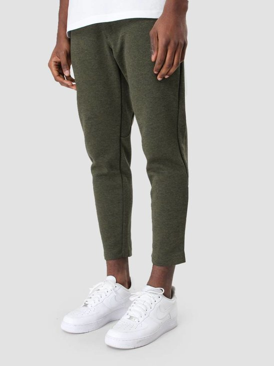 Nike Tech Fleece Pant Legion Green Black 832120-331
