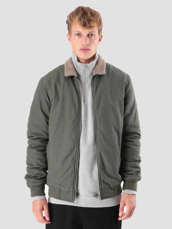 Wemoto Gawler Jacket Olive 121.612-608