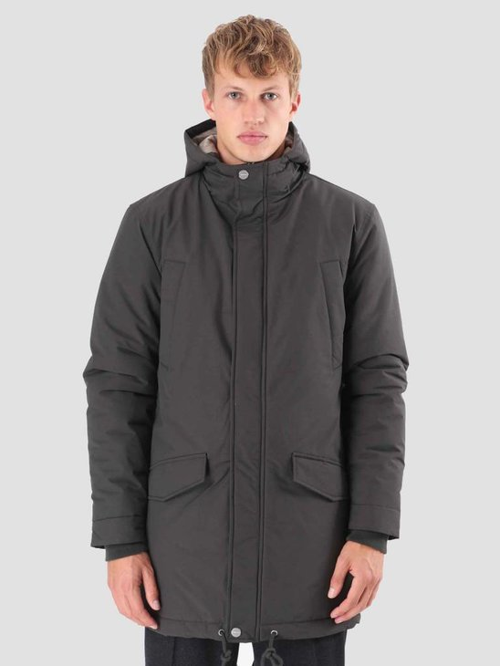 Wemoto Finley Jacket Dark Green 121.607-639