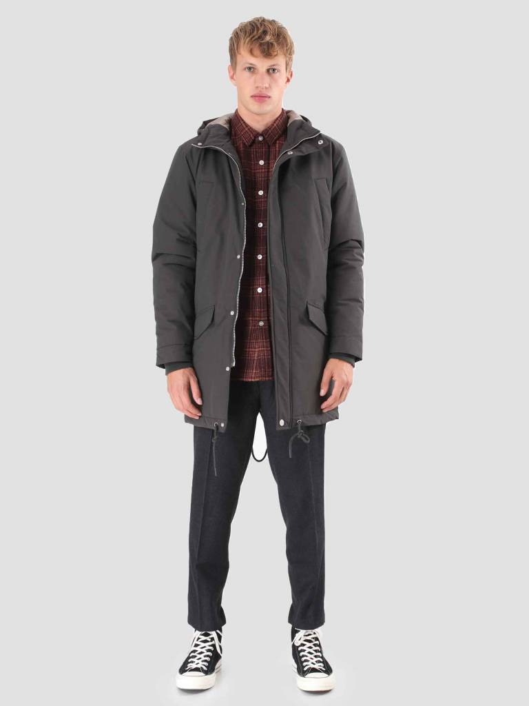 Wemoto Wemoto Finley Jacket Dark Green 121.607-639