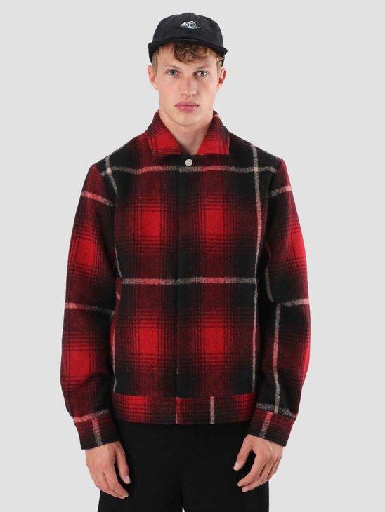 Wemoto Donnie Jacket Red 121.613-500
