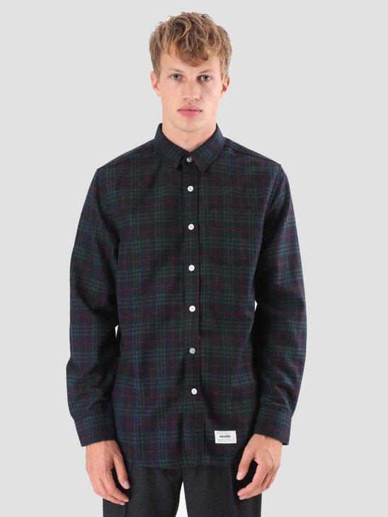 Wemoto Jack Shirt Navyblue 121.308-400